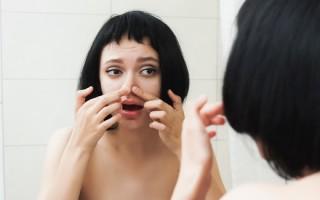 Обзор домашних методов устранения черных точек на носу