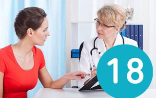 Что делать, если у женщины обнаружен ВПЧ 18 типа: признаки и опасность