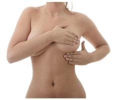 Причины появления папилломы под грудью и как избавиться
