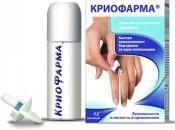 Эффективность и правила применения Криофармы для удаления папиллом и бородавок на теле