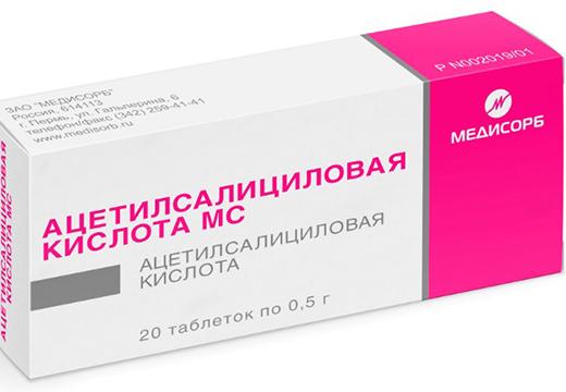 таблетки в коробке