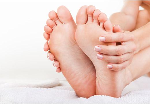 Послеоперационный уход за ступнями ног