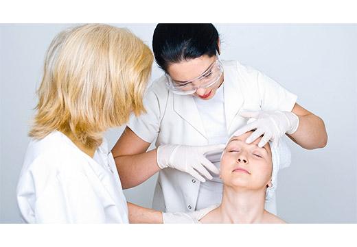 Обследование дерматолога