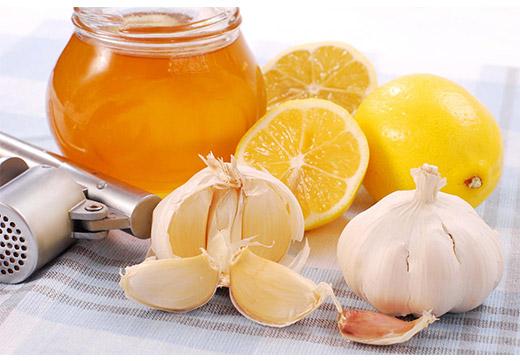 Чесночная мазь с лимоном и медом