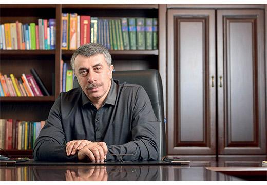 Доктор Комаровский о бородавках