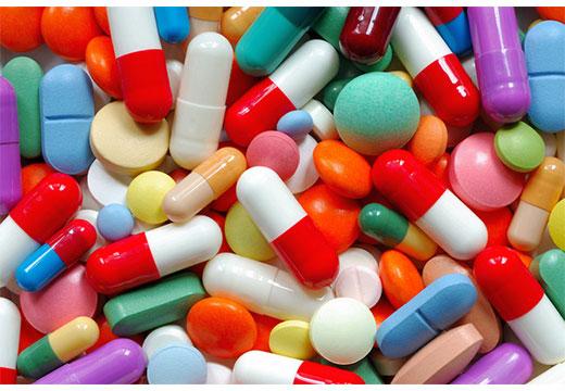 Много медикаментов от впч