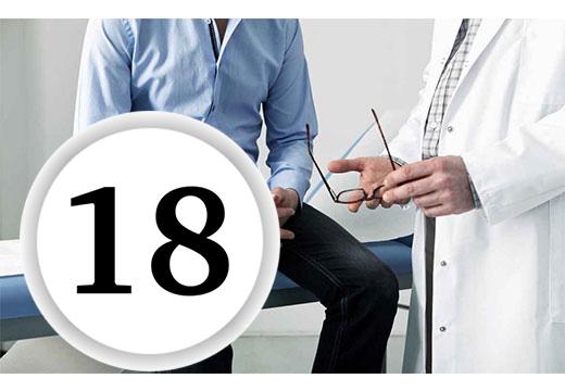 ВПЧ 18 у мужчины