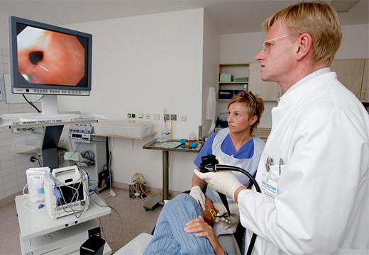 диагностическая гастроскопия