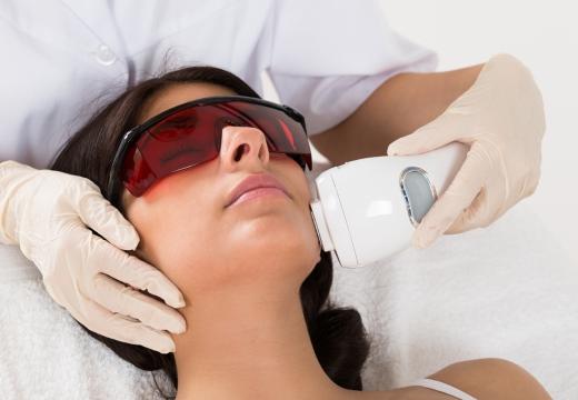 лазерная терапия лицо