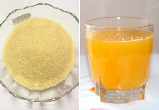 желатин сок