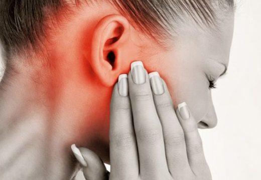 воспаление в ухе